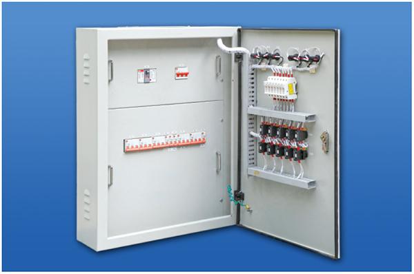 tu dien sat 2 - Tủ điện sắt an toàn, tiện ích và chất lượng