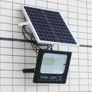 Đèn năng lượng mặt trời TB-JBP-100W - Mẫu độc quyền QVN VINA