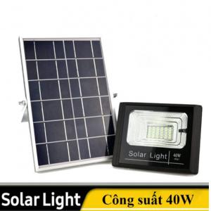 Đèn năng lượng mặt trời JBP-40W