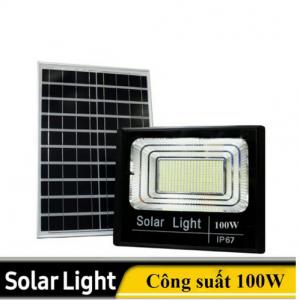 Đèn năng lượng mặt trời JBP-100W