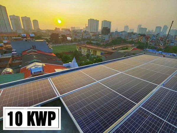 1 don vi kWp la gi - kWp là gì? Ý nghĩa kWp trong hệ thống pin năng lượng Mặt Trời?