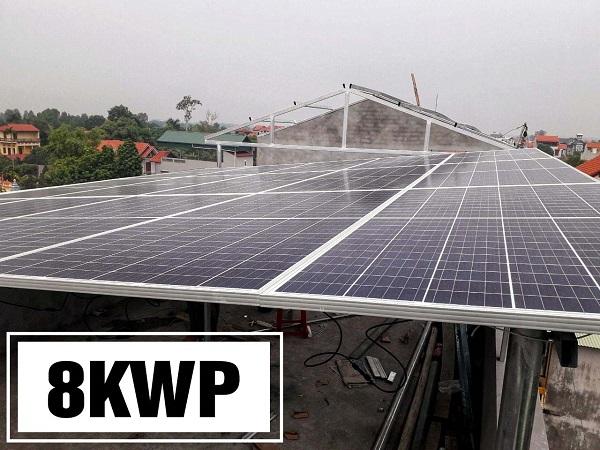 2 y nghia kWp - kWp là gì? Ý nghĩa kWp trong hệ thống pin năng lượng Mặt Trời?